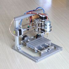 Hobby Desktop 3 Axis Mill Small CNC Machine DIY PCB Milling Engraving Router Kit