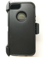 New Defender Case With Belt Clip & Screen Protector For iPhone 5/5S/SE Black