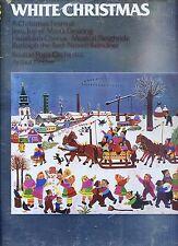 BOSTON POPS ORCHESTRA white christmas GERMAN 1976 SEALED LP