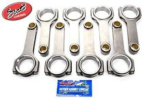 """SCAT 6570021 CHEVY SBC 5.700"""" 4340 FORGED H-BEAM CONNECTING RODS ARP 7/16"""" BOLTS"""