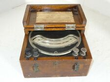 Early 1900s Weston Electrical Instrument Voltmeter Model 45