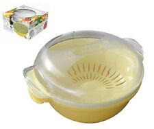 Imperdibile pentola contenitore con coperchio cottura a vapore microonde bama