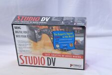 Pinnacle Studio DV Pro Editing Software Windows 98 2000 SEALED BOX