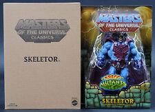 2014 MOTU Intergalactic Skeletor MOTUC Masters of the Universe Classics MOC
