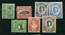 TOGA #13 -19  * mint hinged Cat Value $13 - stamps