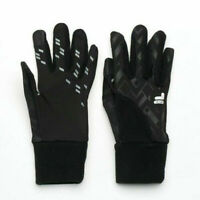 New FILA Sports Womens Gloves Geometric Performance Size S/M Black