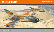 Eduard 1/48 Model Kit 8231 Mikoyan MiG-21MF Fishbed Profipack C