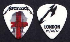 Metallica James Hetfield London 10/22/17 Guitar Pick - 2017 WorldWired Tour