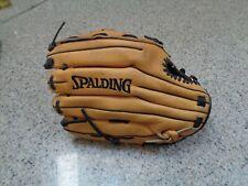 "Spalding Diamond Elite Baseball & Softball Glove 1818DKS, 13"", RH,  Ex."