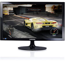 """Samsung Gaming 24"""" Widescreen Full HD Monitor - Black S24D332HSO"""