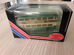 UNUSED BOXED EFE 20409 BRISTOL VR SERIES III  SOUTHERN VECTIS YELLOW PAGES 1:76