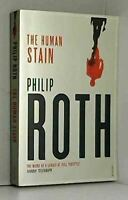 Very Good, HUMAN STAIN, THE (RE-ISSUE), , Paperback