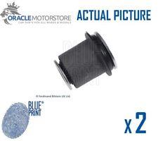 2 x NEW BLUE PRINT LOWER SUSPENSION ARM BUSH PAIR GENUINE OE QUALITY ADT38076