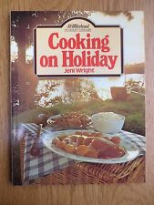 Vintage Cook Book COOKING ON HOLIDAY Camping Boating RETRO St Michael 1980s