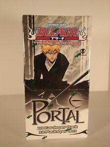 Bleach TCG CCG Portal 1st Edition Booster Box 12 Packs