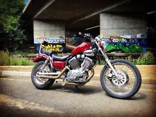 Yamaha Virago Motorcycle cruiser bobber chopper - Long MOT low miles