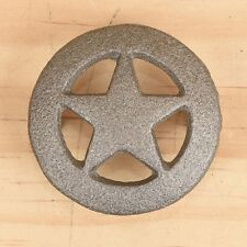Set of 12 Cast Iron Small Star Drawer Pull, Cabinet Knobs