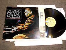 Jazz Milestones Series by Richard Groove Holmes Lp GATEFOLD 1966 jazz R&B organ