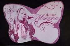 Disney Hannah Montana Celebrity Plastic Placemat