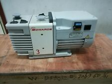 Edwards  RV3 A65201905  Rotary Vane Vacuum Pump Tested working