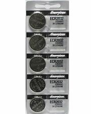 Energizer CR2032 Lithium Batteries (1 pack of 5)