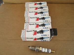 NEW GENUINE AUDI A4 A5 A6 A8 BOSCH BOM LONGLIFE SPARK PLUGS 101905631E SET OF 6