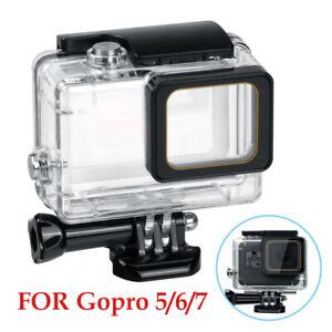 Gopro Hero 3 3+ 4 5 6 7 8 Underwater Waterproof Diving Protective Housing Case