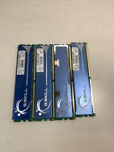 G SKILL 2GB RAM DDR2  @6400 (2 pair)
