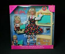 Vintage Mattel Teacher Barbie 1995 Controversial First Edition - No Panties NRFB