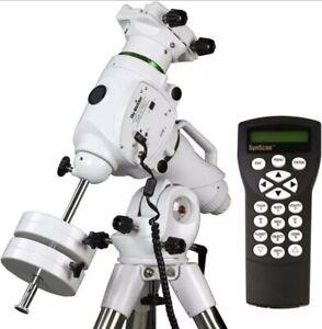 SkyWatcher S30300 EQ6-R Pro Mount, Telescope Accessory, White NO STAND NO TRIPOD
