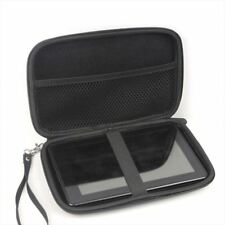 "For Garmin Nuvi 2585TV 5"" Carry Case Hard Black With Accessory Story GPS Sat Nav"