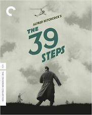 The 39 Steps (The Criterion Collection) [Blu-ray], Excellent DVD, Madeline Carro