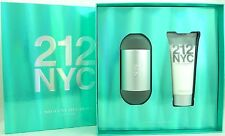 212 NYC by Carolina Herrera for Women EDT Spray 3.4 oz+Lotion 3.4 oz.New Set.