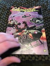 Comico Comics Elementals #3 Copper Age