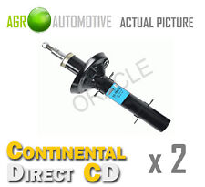 2 x CONTINENTAL DIRECT FRONT SHOCK ABSORBERS SHOCKERS STRUTS OE QUALITY GS3021F