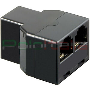 Adattatore Telefono RJ11 | cavo telefonico cordless modulare isdn 6/4 pin to pin