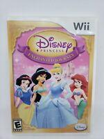 Disney Princess Enchanted Journey Game - Nintendo Wii - Complete w/ Manual