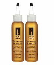 2 X Doo Gro Stimulating Growth Oil Promotes Strong Healthy Growing Hair 135ml