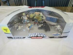 NEW Star Wars Galactic Heroes Battle of Hoth Episode V Wampa Tauntaun Empire