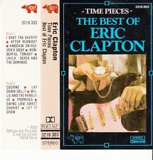 K 7 AUDIO (TAPE)  ERIC CLAPTON  *THE BEST OF*