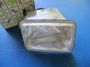 Headlight Right Cibie for Renault R18 Sedan Base, L, Td And TL 01/81- >