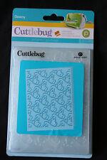 Cuttlebug Dawny Embossing Folder