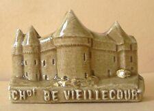 Fève perso du MH 2013 - Châteaux du Périgord : Château de Vieillecour