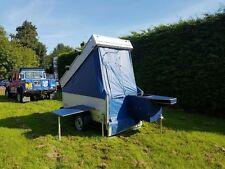 Trailer tent, Overland trailer 4 X 4, Aluminium Camping trailer