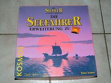 Catan - Die Seefahrer Erweiterung & Erweiterung 5. und 6 Spieler - Holzversion