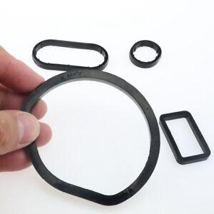 Oil Filter Housing Seal Seals Kit fit Mercedes W203 W208 1121840361 1121840061