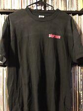 Rare Vintage The Sopranos HBO Show Promotional Shirt Black Sz L Television C