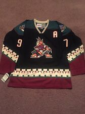 Mens Large Vintage Jeremy Roenick 1999 Phoenix Coyotes NHL Hockey Jersey