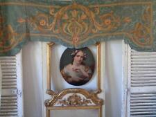 Große, antike SCHABRACKE Chateau Frankreich