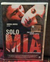 Solo mia DVD Nuovo Sigillato Paz Vega Vergi Lopez Javier Balaguer